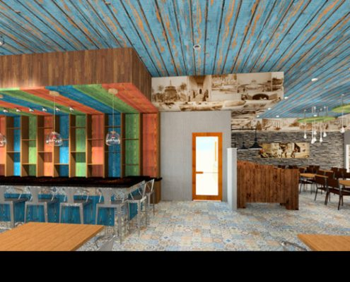 El Cerro (Garden City) & Restaurant Archives - Kimberly Bryant Design Group - Interior Design ...